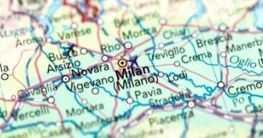 Anreise nach Mailand