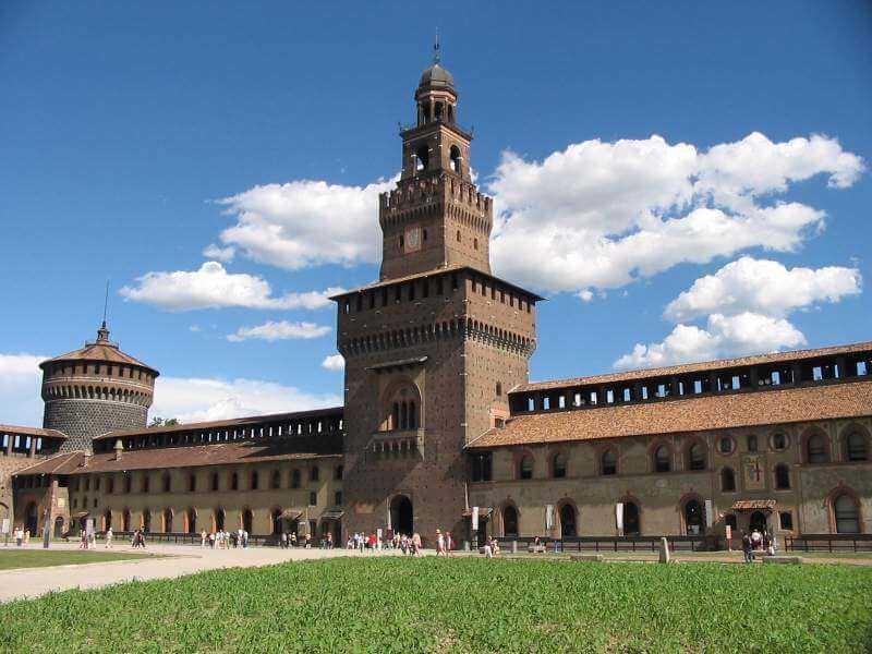 Castello di Milano