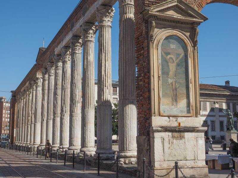 San Lorenzo Maggiore alle Colonne