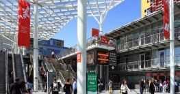 Luxusmesse in Mailand