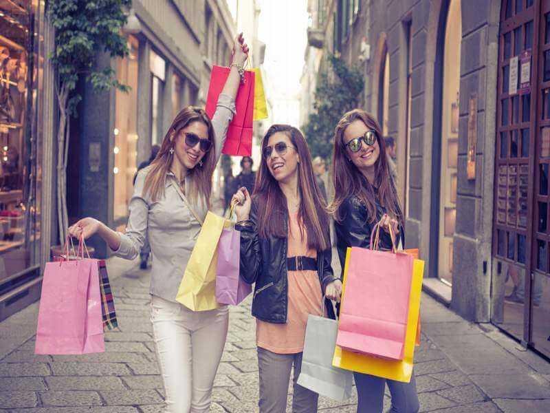 Mailand und Mode