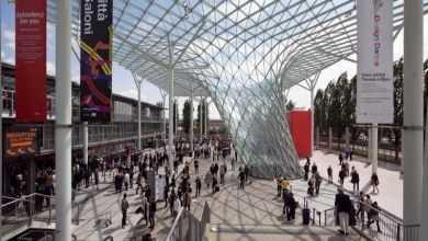 Möbelmesse in Mailand