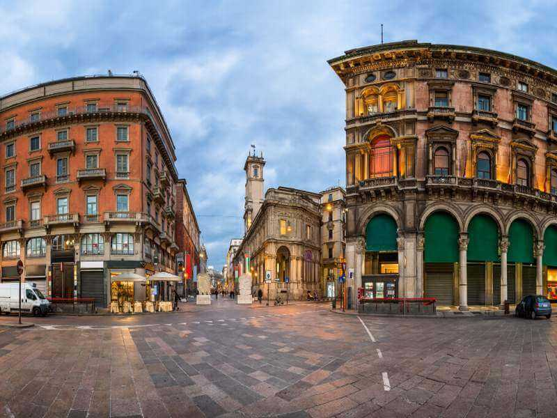 Piazza dei Mercanti